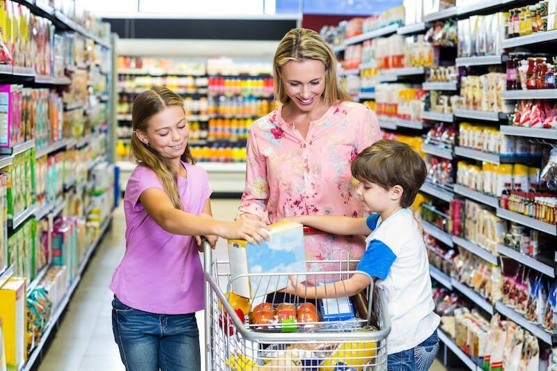 ¿Qué cantidad de azúcar hay en los alimentos de tu lista de la compra?