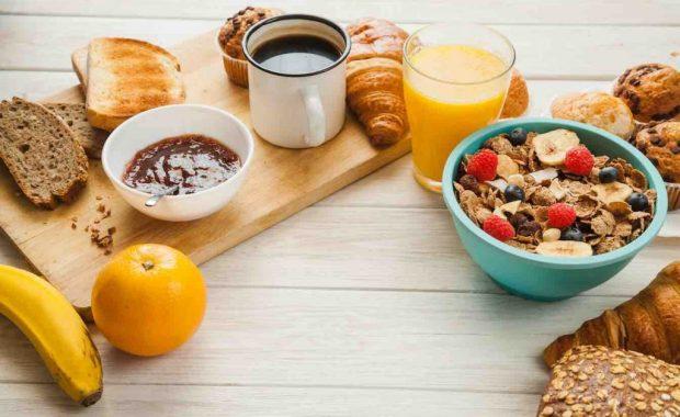 Desayuno comida más importante del día